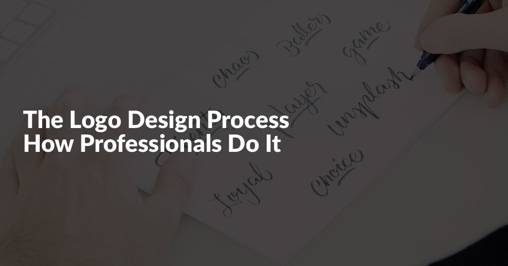 Logo Design Process 8393